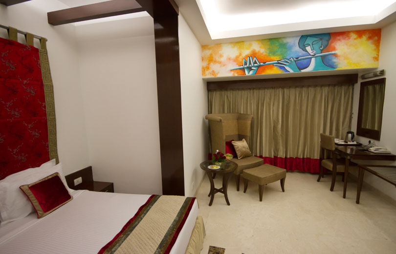 Business Class Hotels in Delhi - Connaught