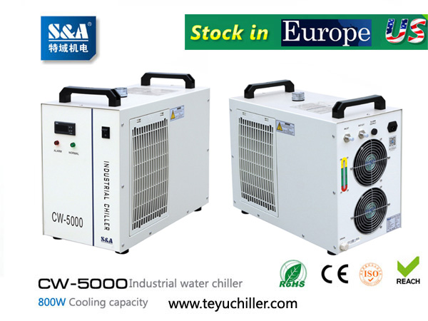 S&A CW-5000 water chiller