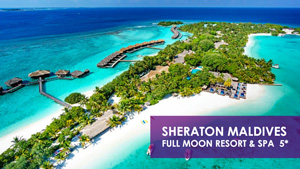 Luxurious Maldives for 2N3D at Rs. 23805 onwards