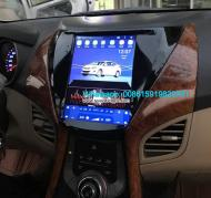 Hyundai Elantra Vertical Screen Car radio tesla an