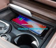 BMW 5 series Car QI wireless charger quick charge